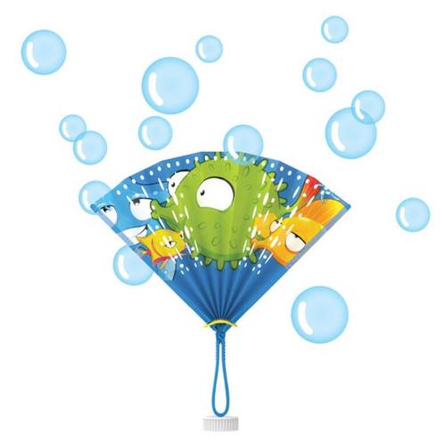 Fan-o-rama Bubble Maker