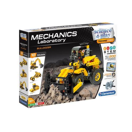 Mechanics Lab Bulldozer