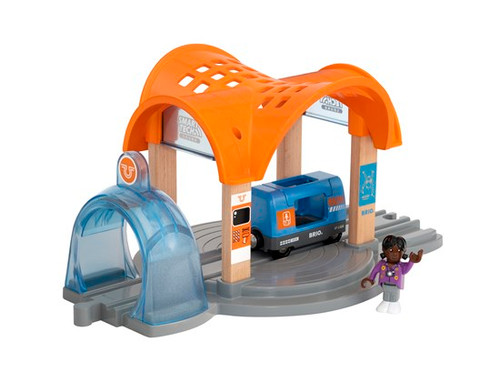 Smart Tech Sound Action Tunnel Station