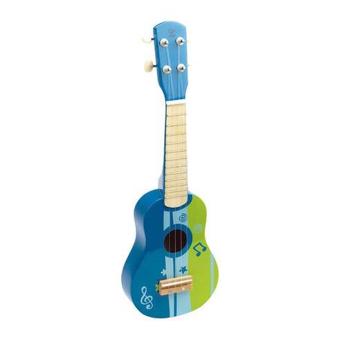 Rock Star Blue Ukulele
