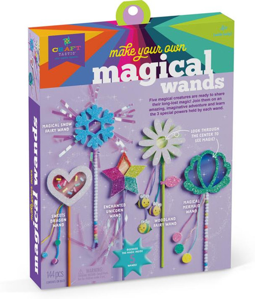 Make Your Own Magical Wands