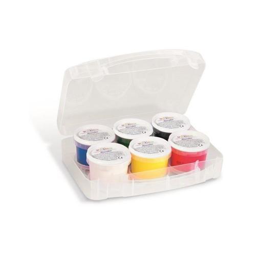 Finger Paints In Carry Case