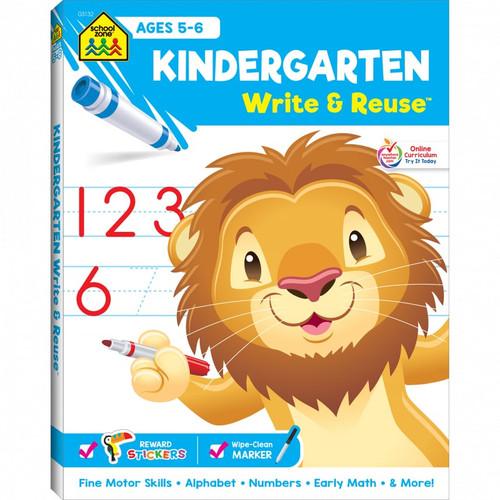 Kindergarten Write & Re-use