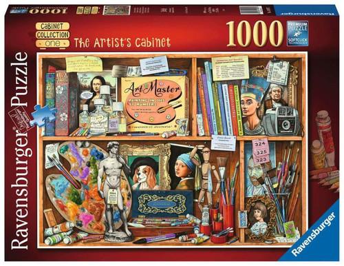 The Artist's Cabinet 1000 Piece