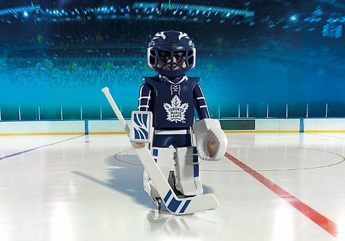 NHL Toronto Maple Leafs Goalie