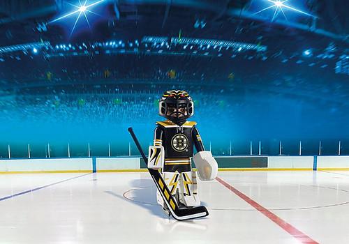 NHL Boston Bruins Goalie