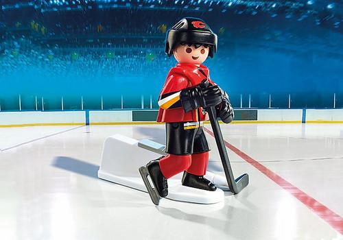 NHL Calgary Flames Player
