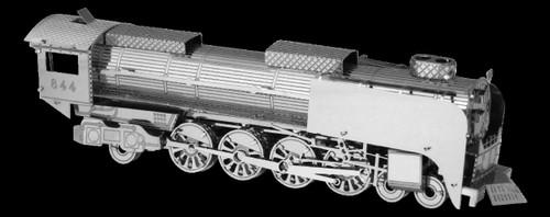 Metal Earth - D51 Locomotive 2 sheets