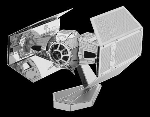 Metal Earth - Star Wars Darth Vader Tie Fighter 2 sheets