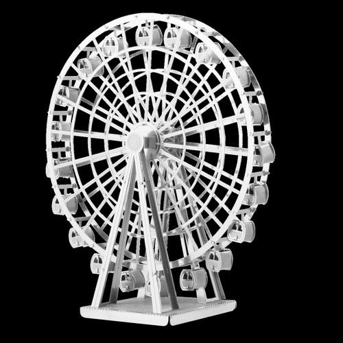 Metal Earth - Ferris Wheel  2 sheets