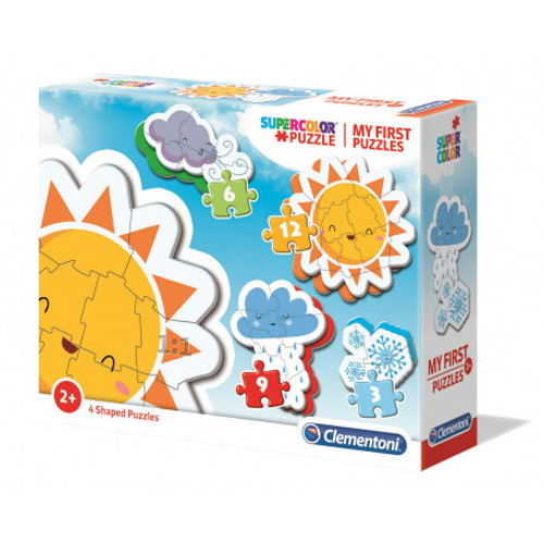 My First Puzzle Weather
