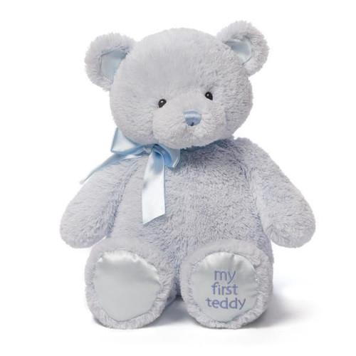 """My 1st Teddy Blue 10"""""""
