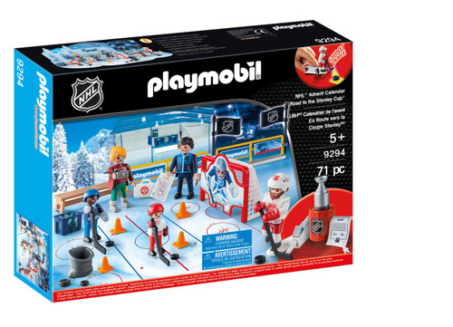 NHL Advent Calendar Road To The Cup - discontinued