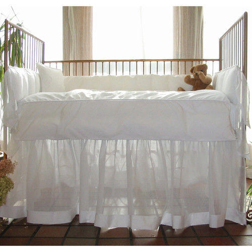 Cloud Baby Crib Set