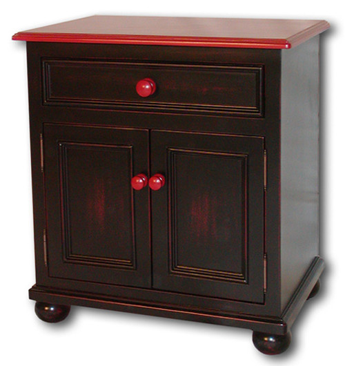 Cannonball Night Stand