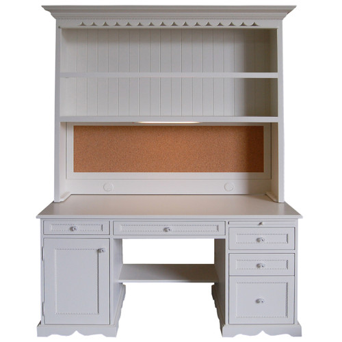 Large Amor Traditional Desk