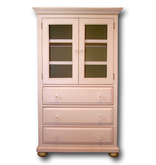 Vintage Cabinet Armoire