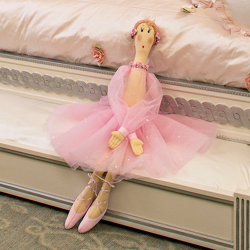 Doll: Ballerina  Princess Aurora in Pink Dress