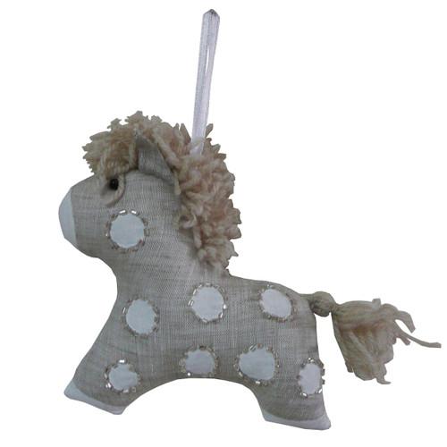 Christmas Toy: Horse Iskorka