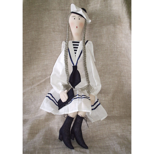 Doll: Clara - Sailor Dress