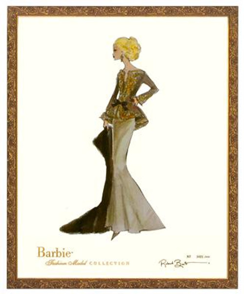 Capucine - Limited Series Barbie Print