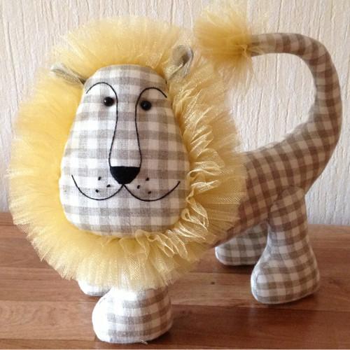 Lion: Leonard the Lion