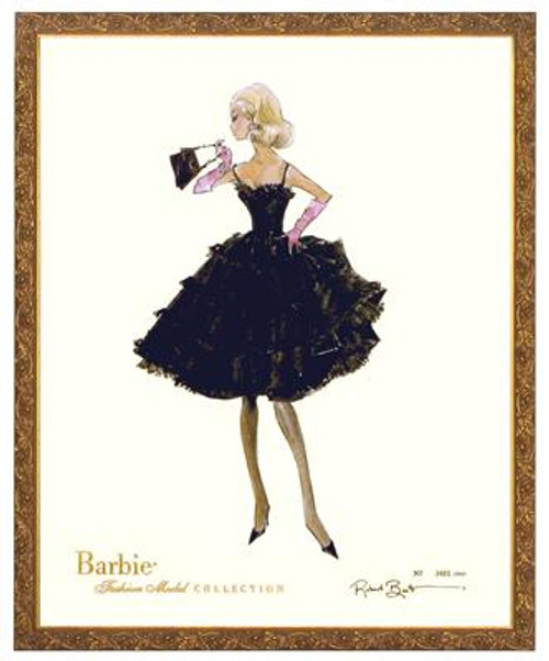Enchantment - Limited Series Barbie Print