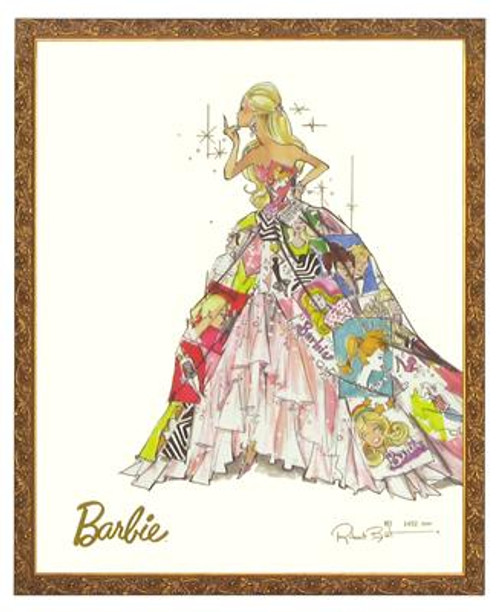 Generation of Dreams - Limited Series Barbie Print