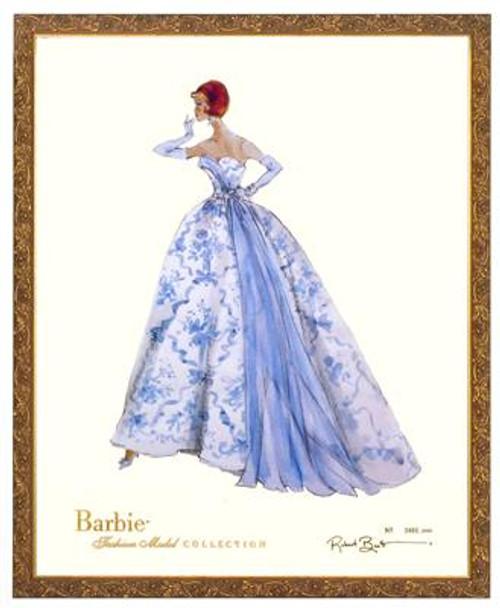 Provencale - Limited Series Barbie Print