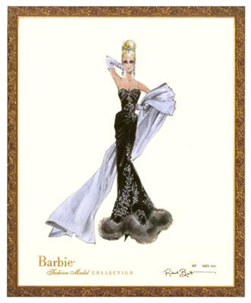 Stolen Magic - Limited Series Barbie Print