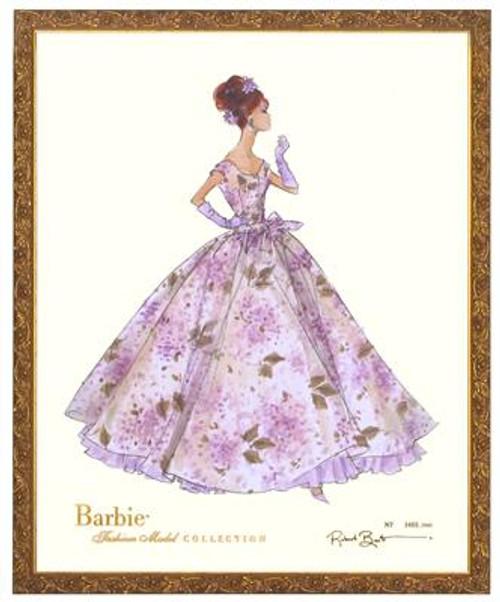 Violette - Limited Series Barbie Print