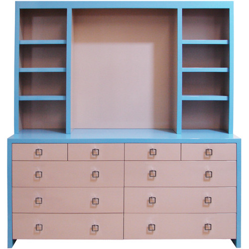 Jack Bookcase in Blue