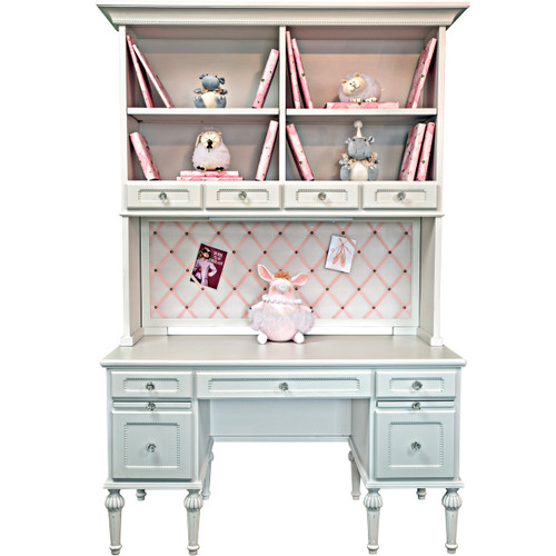 Princess Desk and Hutch - FLOOR SAMPLE