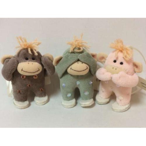 Monkey: Three Wise Monkeys