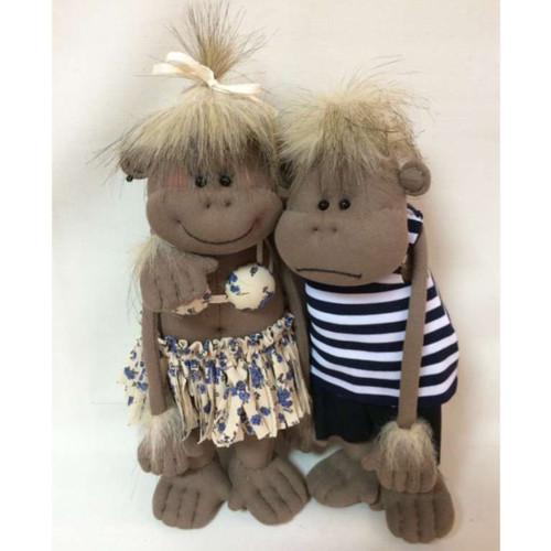 Monkey: Nate and Nadine