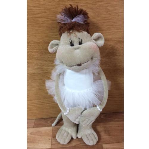 Monkey: Britney the Ballerina