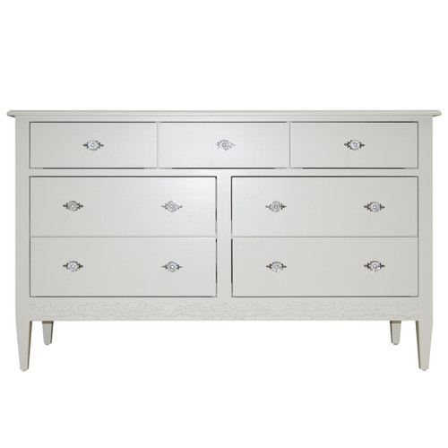 Swedish Dresser - 7 Drawers  - FLOOR SAMPLE