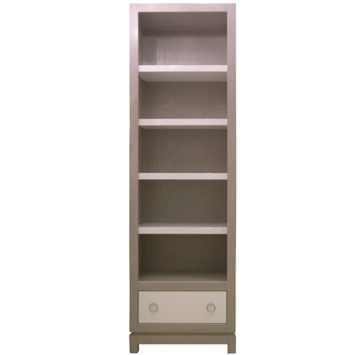 Tempo Bookcase - Narrow - FLOOR SAMPLE