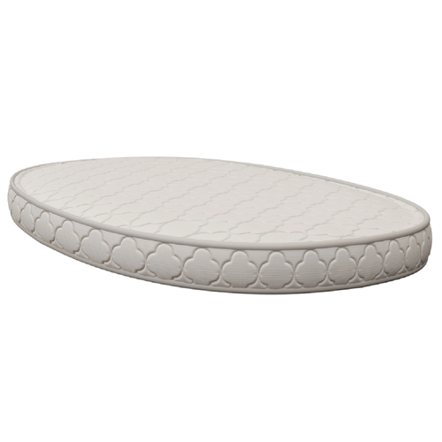 OMI Certified Organic Crib/Bassinet Mattress - Oval