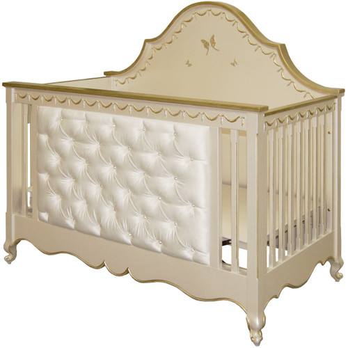 Belle Paris Lifestyle Crib - FLOOR SAMPLE