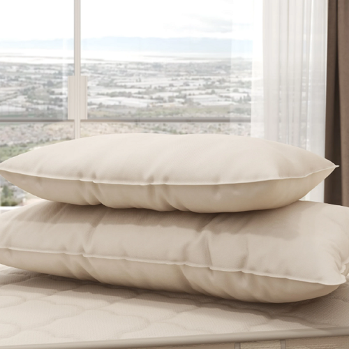 OMI Certified Organic Eco-Wool Pillows