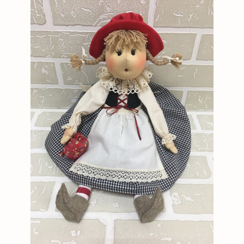 Doll: Red Riding Hood