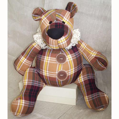 New Designs: Joel the Bear