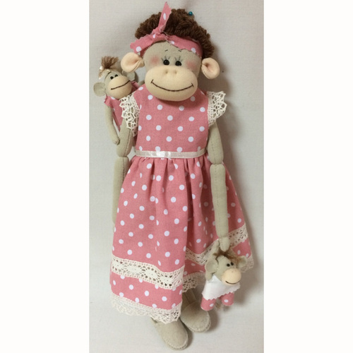 Monkey: Mother Mabel