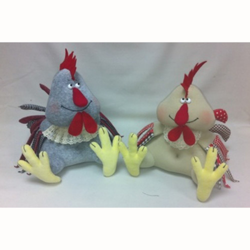 New Designs: Rooster Friends