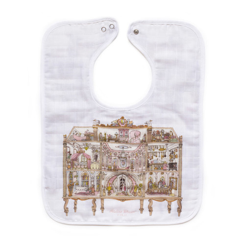 Large Bib - Dollhouse