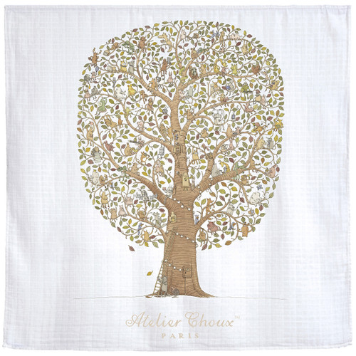 Friends and Family Tree - Signature Blanket