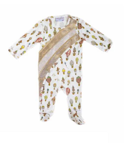 Gold Pyjama