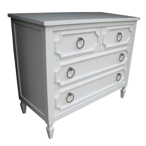 Beverly 4-Drawer Dresser w/Changer - FLOOR SAMPLE