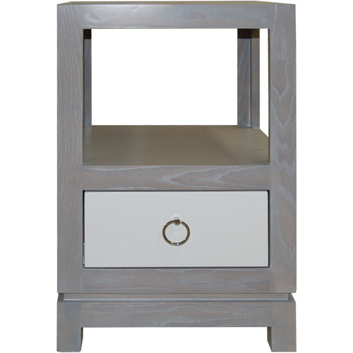 Tempo Nightstand Open, 1 Drawer - FLOOR SAMPLE